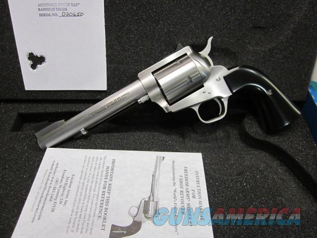 "Freedom Arms Model 83 Premier .454 Casull 6"" New in box  Guns > Pistols > Freedom Arms Pistols"