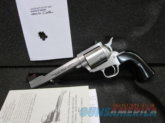 """Freedom Arms Model 97 Premier .44 Special 5 1/2"""" New in box  Guns > Pistols > Freedom Arms Pistols"""