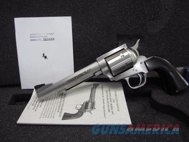 "Freedom Arms Model 97 Premier.22LR. 5 1/2""  NIB  Guns > Pistols > Freedom Arms Pistols"