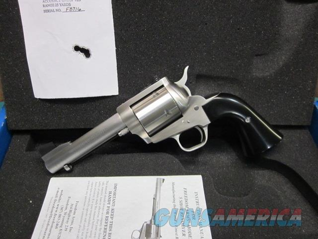 """Freedom Arms Model 83 Premier .44Mag. 4 3/4"""" New in box  Guns > Pistols > Freedom Arms Pistols"""