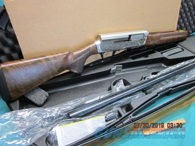 """Browning A5 ULTIMATE 12ga. 28"""" New in box Engraved  Guns > Shotguns > Browning Shotguns > Autoloaders > Hunting"""