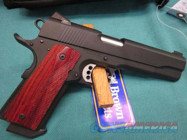 Ed Brown Executive Elite .45ACP Stainless with Gen 3 coating NIB  Guns > Pistols > Ed Brown Pistols