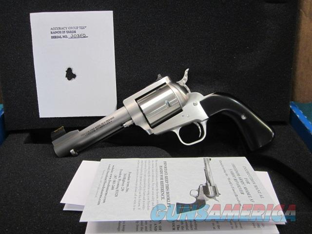 "Freedom Arms Model 83 Premier .41 Mag. 4 3/4"" Round butt NIB  Guns > Pistols > Freedom Arms Pistols"