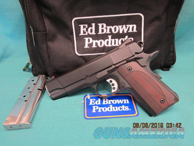 Ed Brown CCO-LW 9MM Like New   Guns > Pistols > Ed Brown Pistols