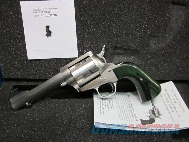 "Freedom Arms model 83 premier .44mag. 5"" round butt Evergreen  Guns > Pistols > Freedom Arms Pistols"