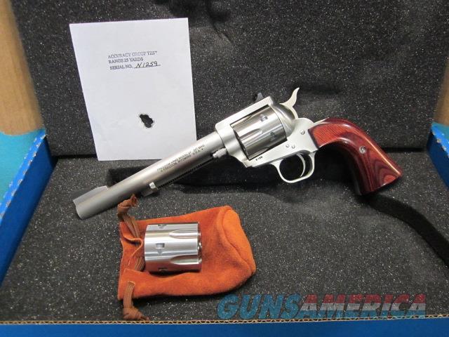 "Freedom Arms model 97 Premier DUAL cylinder .357 Mag/.38 Special 6 1/2""  NIB  Guns > Pistols > Freedom Arms Pistols"