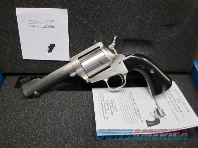 "Freedom Arms Model 83 Premier .41Mag 4 3/4"" ROUND butt New in box  Guns > Pistols > Freedom Arms Pistols"
