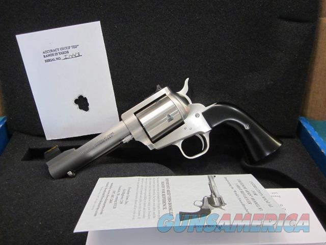 """Freedom Arms Model 83 .500 Wyoming 4 3/4"""" New in box  Guns > Pistols > Freedom Arms Pistols"""