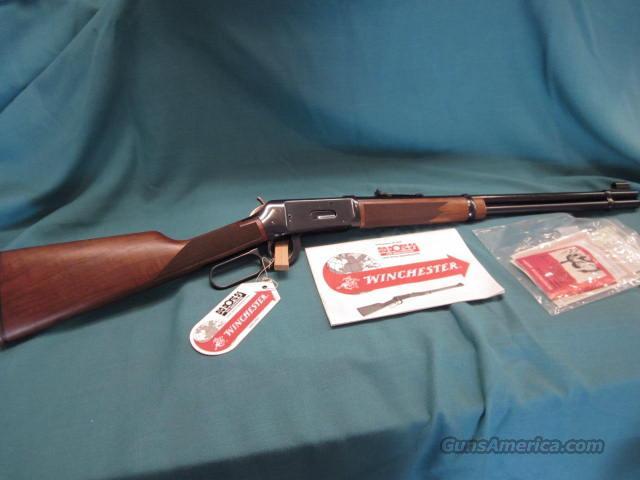 Winchester Model 94 Big Bore 375 win.  Guns > Rifles > Winchester Rifles - Modern Lever > Model 94 > Post-64
