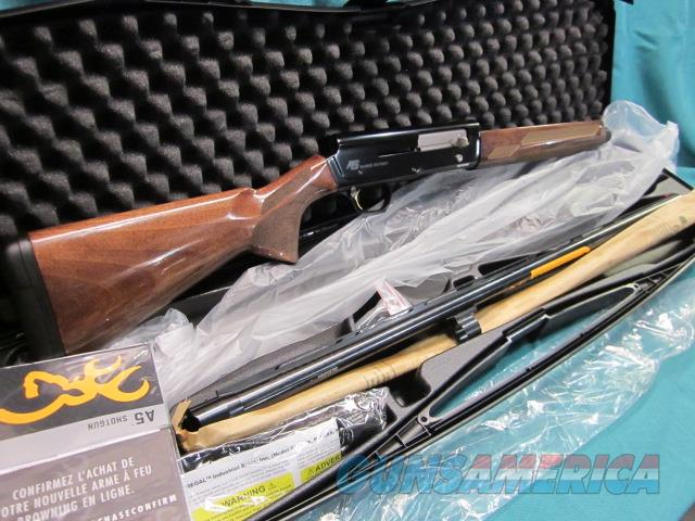 "Browning A-5 Sweet 16 16ga. 28"" new in box  Guns > Shotguns > Browning Shotguns > Autoloaders > Hunting"