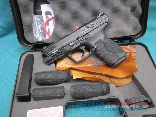 Smith & Wesson model MP40 2.0 Compact .40 S&W NIB 13rd.  Guns > Pistols > Smith & Wesson Pistols - Autos > Polymer Frame
