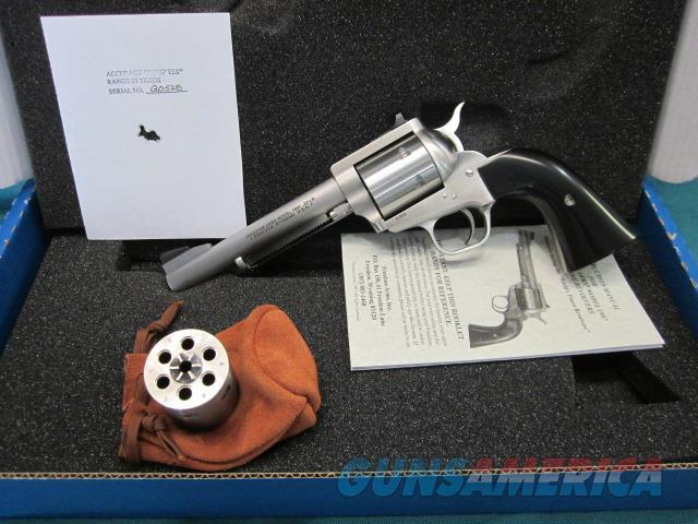 "Freedom Arms Model 97 Premier Dual Cylinder .22/.22Mag. 5 1/2"" New in box  Guns > Pistols > Freedom Arms Pistols"