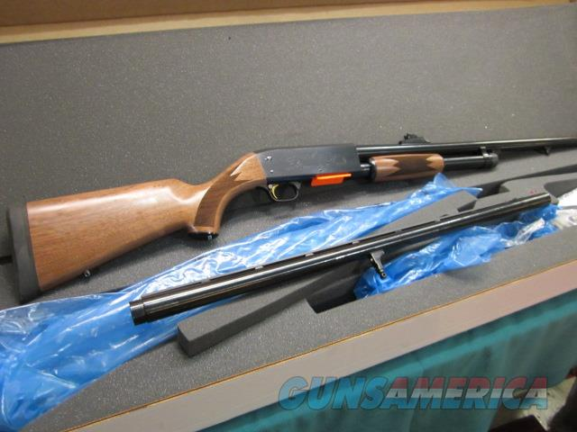 "Ithaca Model 37 12ga. Featherlight Combo 26"" vent rib/ 24"" fully rifled NIB  Guns > Shotguns > Ithaca Shotguns > Pump"