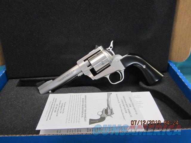 """Freedom Arms Model 83 Field Grade .22Lr. 5 1/8"""" Premier grade finish NIB  Guns > Pistols > Freedom Arms Pistols"""