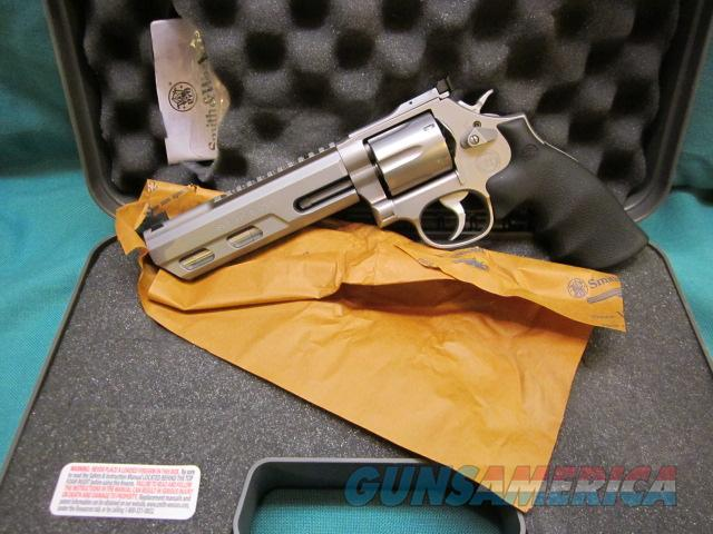 Smith & Wesson Model 686  COMPETITOR .357 mag NIB  Guns > Pistols > Smith & Wesson Revolvers > Performance Center
