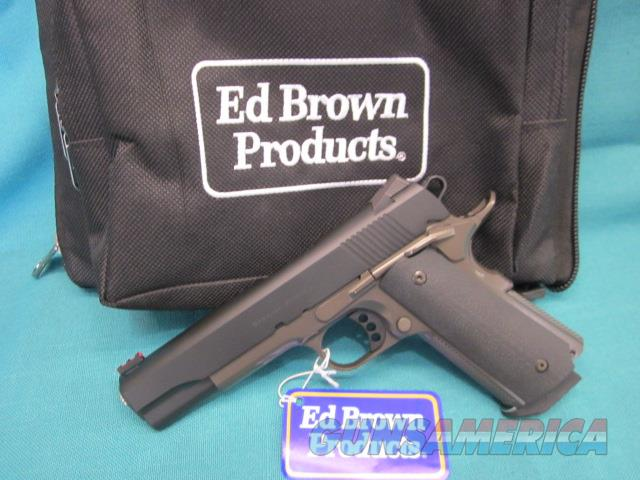 Ed Brown Special Forces Battle Bronze .45acp New in pouch  Guns > Pistols > Ed Brown Pistols