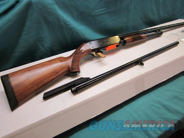 "Ithaca Model 37 Featherlight Combo 20ga. 24"" vent & 24"" Cant  Guns > Shotguns > Ithaca Shotguns > Pump"