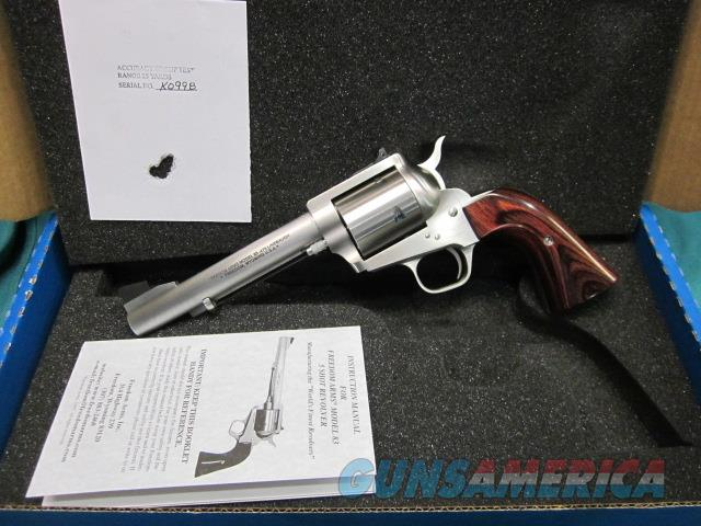 "Freedom Arms model 83 Premier .475 Linebaugh  6"" New in box  Guns > Pistols > Freedom Arms Pistols"