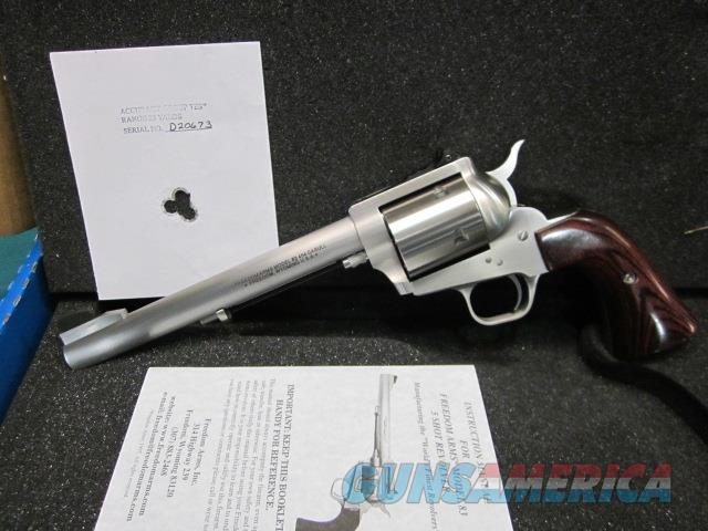 "Freedom Arms Model 83 Premier 7 1/2"" .454 Casull New in box  Guns > Pistols > Freedom Arms Pistols"