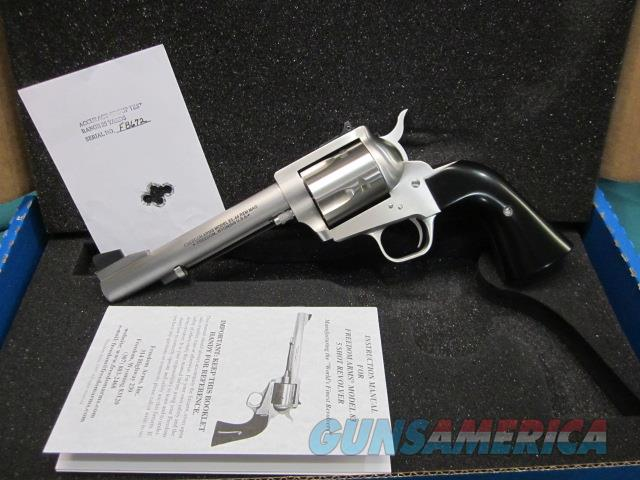 "Freedom Arms Model 83 Premier .44 Mag. 6"" New in box Fluted  Guns > Pistols > Freedom Arms Pistols"