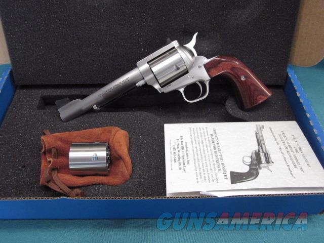 "Freedom Arms Model 97 premier 5 1/2"" DUAL Cylinder 45LC./.45ACP NIB  Guns > Pistols > Freedom Arms Pistols"