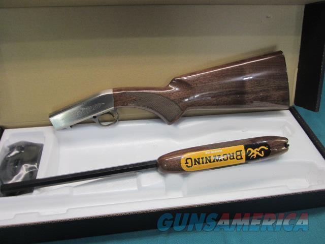 Browning Auto.22 Lr. Grade II Octagon Barrel New in box  Guns > Rifles > Browning Rifles > Semi Auto > Hunting