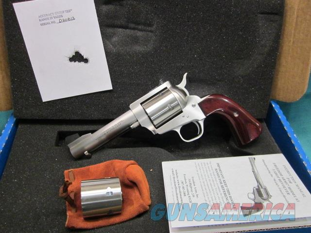"Freedom Arms Model 83 Premier Dual Cylinder .454 Casull/.45LC 4 3/4"" NIB  Guns > Pistols > Freedom Arms Pistols"