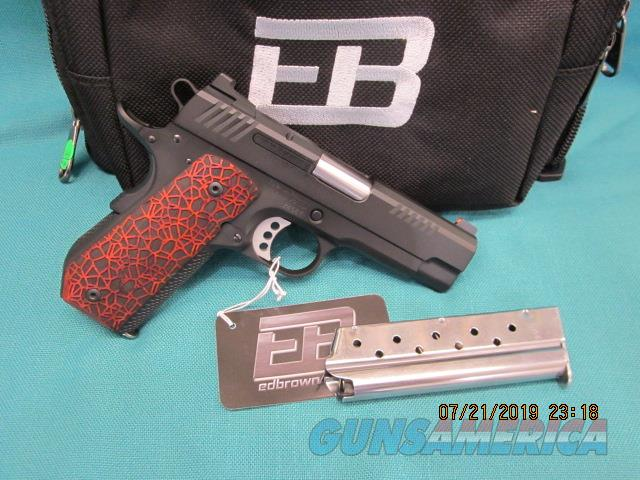 Ed Brown 9MM EVO- KC9-G4 New in Pouch  Guns > Pistols > Ed Brown Pistols