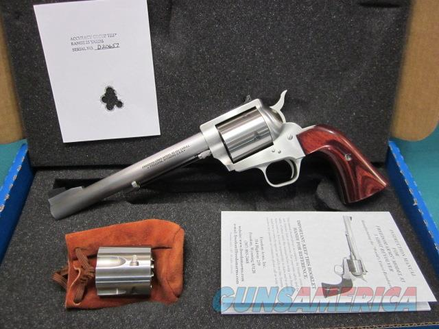 """Freedom Arms Model 83 Premier DUAL Cylinder .454Casull/.45LC. 7 1/2"""" New in box  Guns > Pistols > Freedom Arms Pistols"""