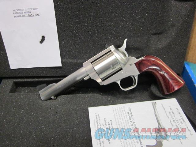 "Freedom Arms Model 83 Premier .357 Mag.  4 3/4""  NIB  Guns > Pistols > Freedom Arms Pistols"
