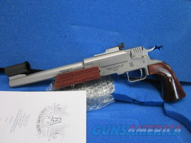 "Freedom Arms model 2008 with 10"" barrel .357 mag. New in box  Guns > Pistols > Freedom Arms Pistols"