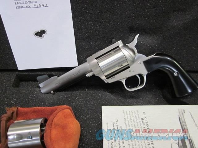 """Freedom Arms Model 97 Premier DUAL Cylinder .45LC/.45acp with 4 1/4"""" barrel *OPTIONS*  Guns > Pistols > Freedom Arms Pistols"""