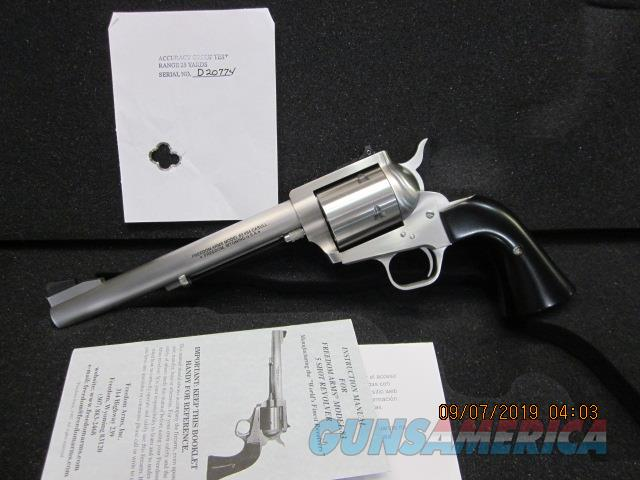 "Freedom Arms Model 83 Premier.454 Casull 7 1/2"" NIB  Guns > Pistols > Freedom Arms Pistols"