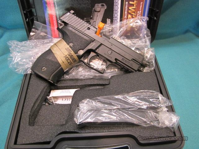 Sig Sauer MK-25 9mm New in box with (3) 15rd mags  Guns > Pistols > Sig - Sauer/Sigarms Pistols > P226