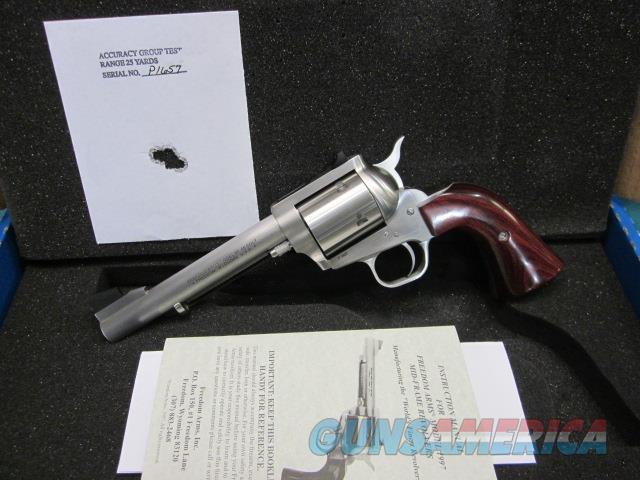 "Freedom Arms Model 97 Premier .45LC 5 1/2"" NIB  Guns > Pistols > Freedom Arms Pistols"