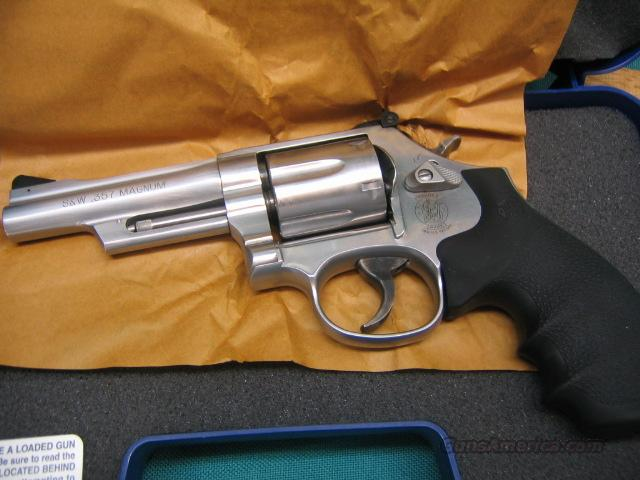 Smith & Wesson Mdl.686 Mountain Gun,.357 mag. NIB  Guns > Pistols > Smith & Wesson Revolvers > Full Frame Revolver