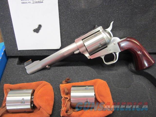 "Fredom Arms Model 83 Premier Triple Cylinder.454Casull/.45LC. 45acp 6"" NIB  Guns > Pistols > Freedom Arms Pistols"
