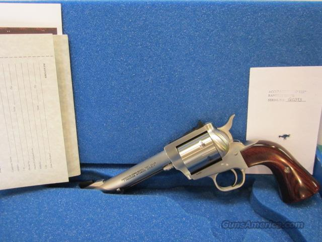 "Freedom Arms model 97 Premier .22 LR. NIB 5 1/2""  Guns > Pistols > Freedom Arms Pistols"