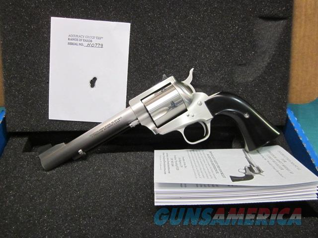 """Freedom Arms Model 83 Premier .357Mag. 6"""" FLUTED New in box  Guns > Pistols > Freedom Arms Pistols"""