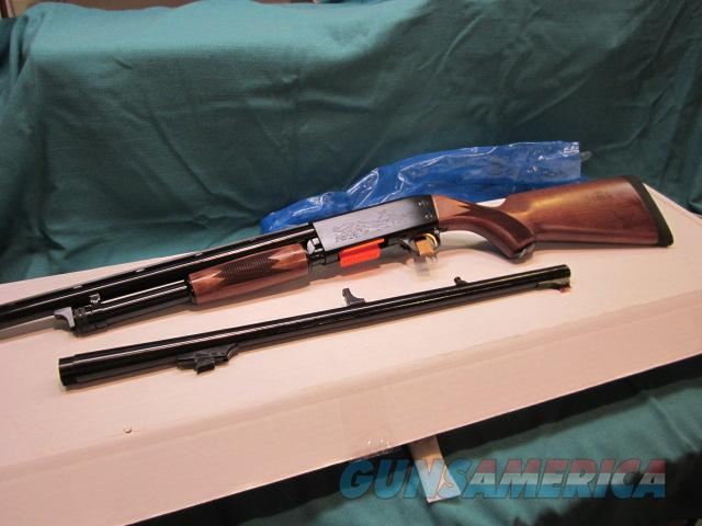 "Ithaca Model 37 Featherlight 12ga. COMBO 26"" vent and 24"" fully rifled  Guns > Shotguns > Ithaca Shotguns > Pump"