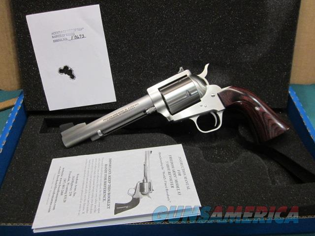 "Freedom Arms Model 83 Premier .44 Mag. 6"" New in box  Guns > Pistols > Freedom Arms Pistols"