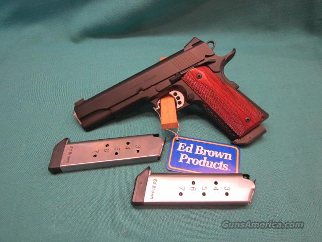 Ed Brown California Approved Special forces NIB  Guns > Pistols > Ed Brown Pistols