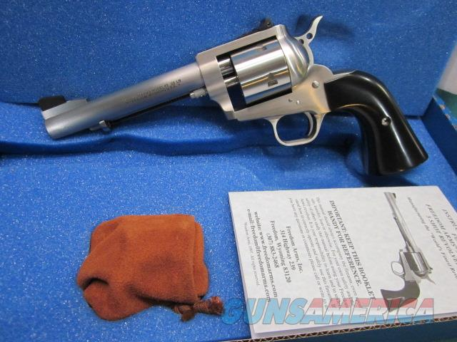 """Freedom Arms model 83 Field grade .22/.22mag DUAL Cylinder *Premier* OPTIONS New 6""""  Guns > Pistols > Freedom Arms Pistols"""