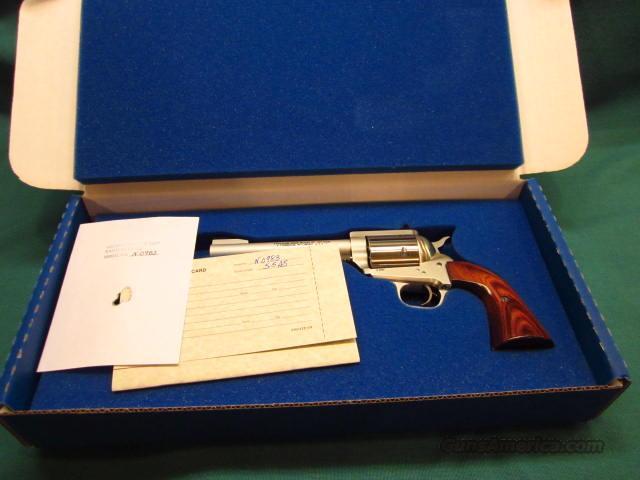Freedom Arms model 1997 premier,.357mag.adjustable ,NIB  Guns > Pistols > Freedom Arms Pistols