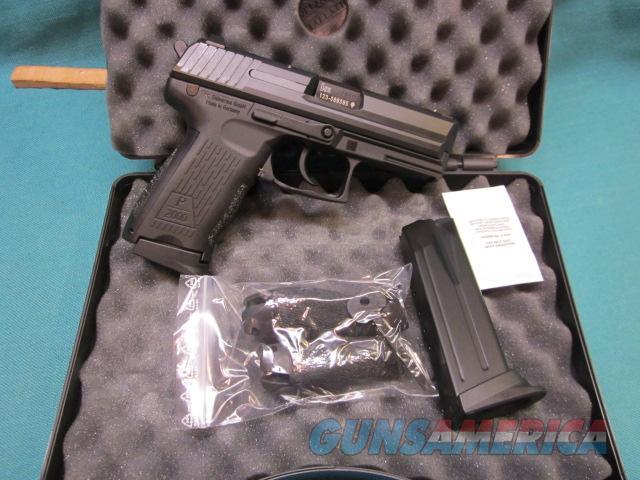 Heckler & Koch Model P1 P2000 .40 S&W S/DA decocker  Guns > Pistols > Heckler & Koch Pistols > Polymer Frame