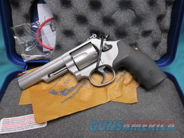 "Smith & Wesson model 66-8 .357mag. 4 1/4"" New in box  Guns > Pistols > Smith & Wesson Revolvers > Med. Frame ( K/L )"