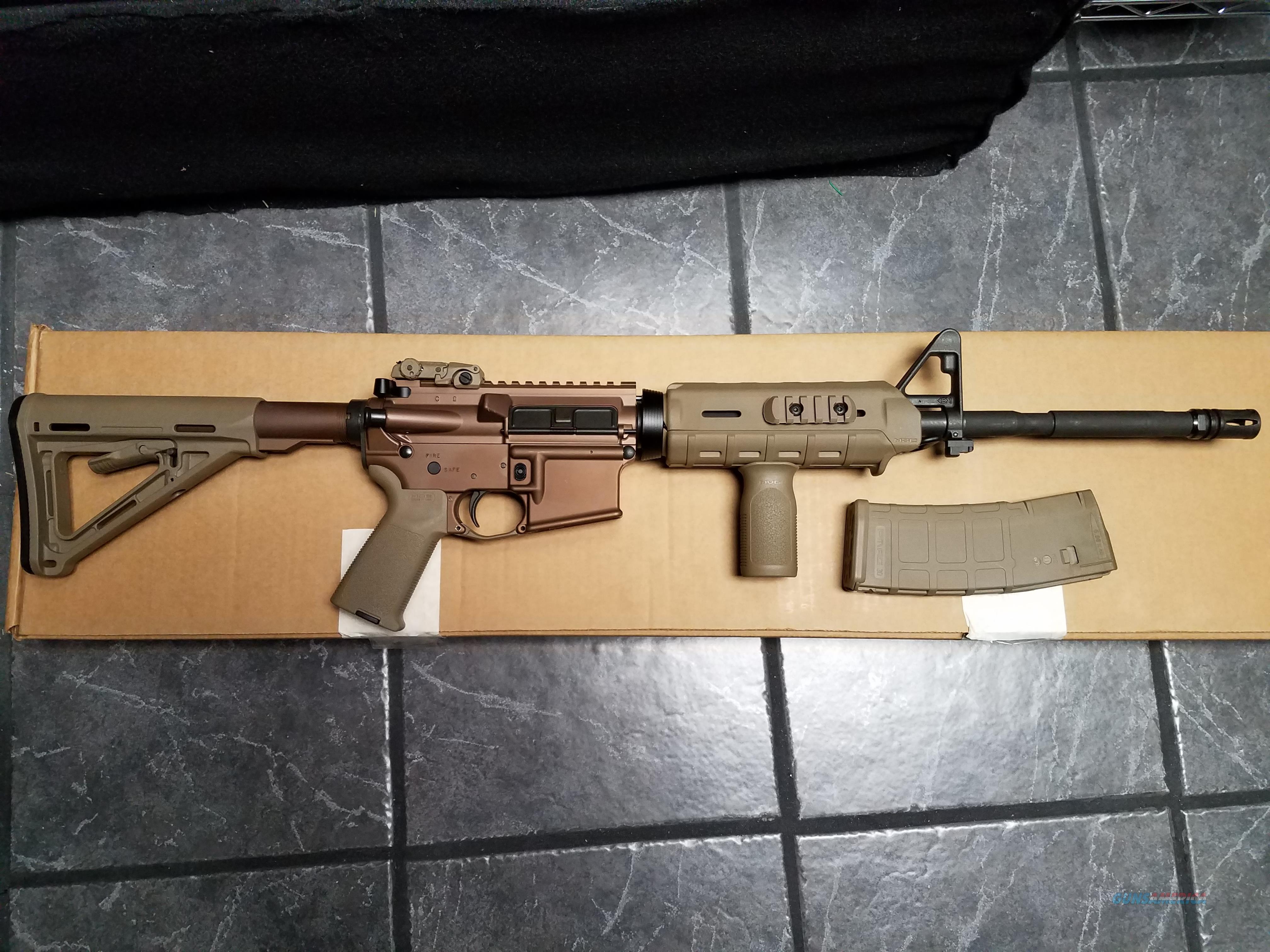 Colt Limited Edition M4 FDE Anodized Finish Rare LE6920MPFDE Magpul  Guns > Rifles > Colt Military/Tactical Rifles