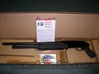 MOSSBERG 500 PERSUADER 20 GA. PISTOL GRIP  Guns > Shotguns > Mossberg Shotguns > Pump > Tactical