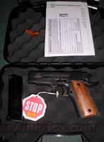 ARMSCOR1911 ROCK ISLAND .45acp 3.25in  Armscor Pistols