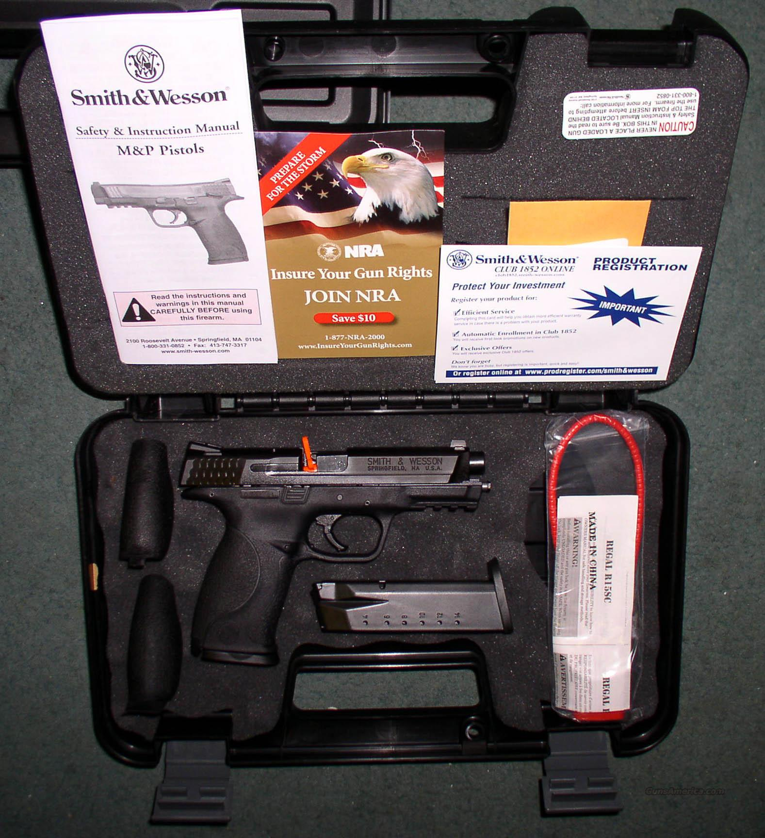 SMITH&WESSON M&P.40SW  Guns > Pistols > Smith & Wesson Pistols - Autos > Polymer Frame